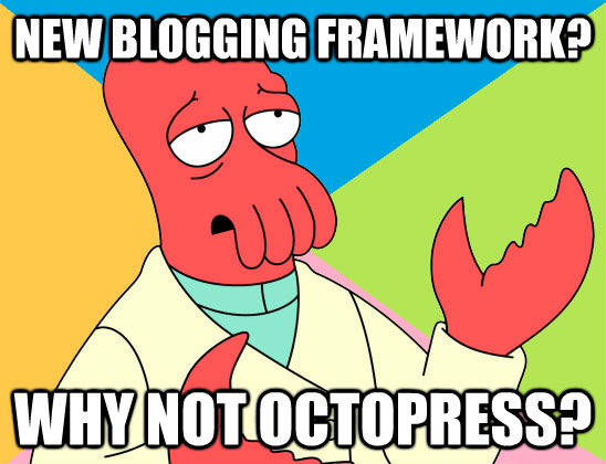 Why not Zoidberg meme