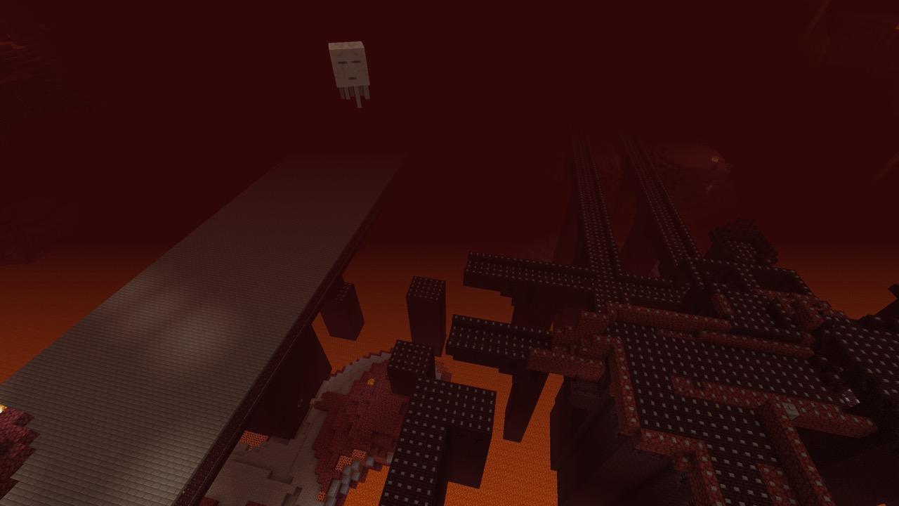 Minecraft bleibt weiterhin mein Eskapismus.